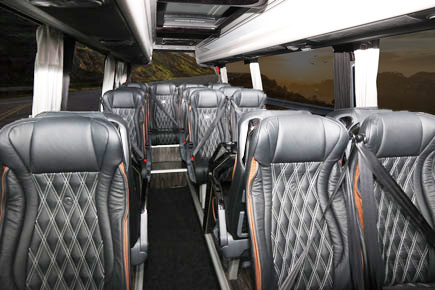 mercedes sprinter interieur siege