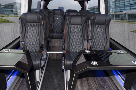 Mercedes Sprinter Interieur 2