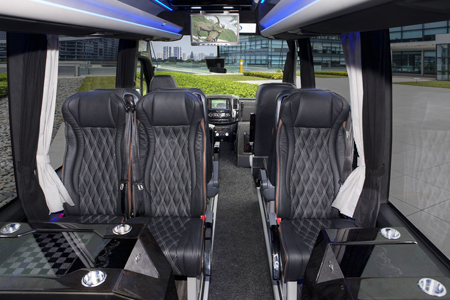 Mercedes Sprinter Interieur 3