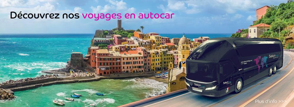 Voyage en autocar Salaün Holidays à bord du Neoplan Starliner